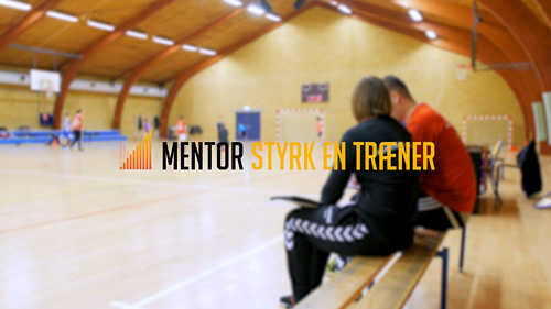 Dansk Håndbold Forbund – Mentoruddannelsen