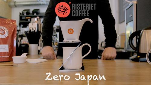 Risteriet – Zero Japan dripper – Instruktionsvideo